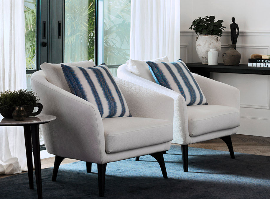 Chairs, Armchairs & Designer Accent Chairs - King Living