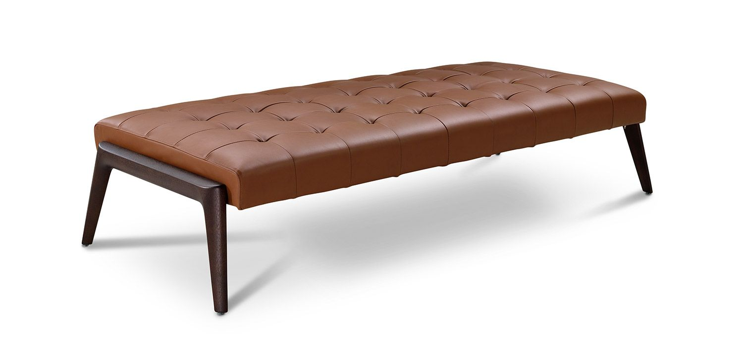 Cassia Daybed and Ottoman
